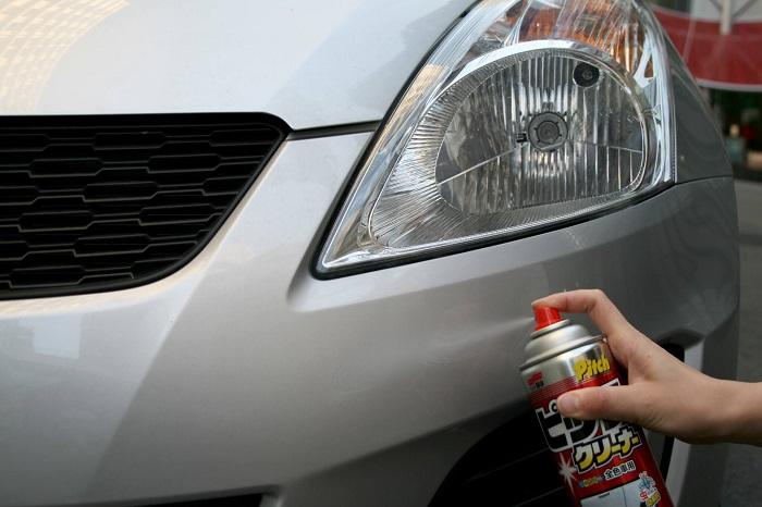 Cách tẩy nhựa đường trên thân xe hơi hiệu quả nhất
