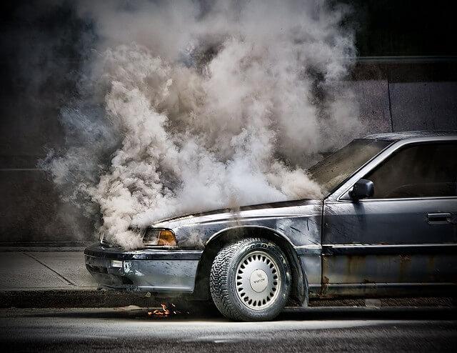 Xử lý khi xe quá nóng