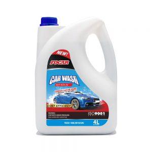 Dung dịch bọt tuyết rửa xe FOCAR CAR WASH 4L – Tỷ lệ pha 1:70